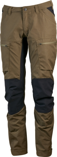 Lundhags Lockne Ws Pant Outdoorhose (dark-forest-green)