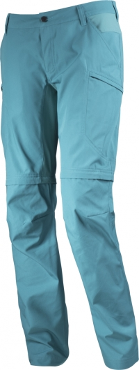Lundhags Nybo Zip-Off Ws Pant Outdoorhose (turquoise)