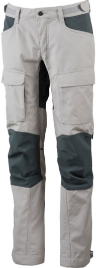 Lundhags Authentic II Ws Pant Outdoorhose (asphalt/granite)