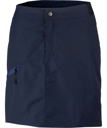 Lundhags Knak Ws Skirt Outdoorrock (deep-blue)