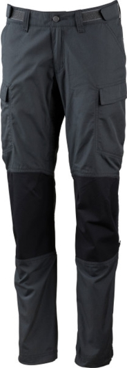 Lundhags Vanner Ws Pant Outdoorhose (charcoal/black)