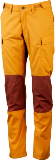 Lundhags Vanner Ws Pant Outdoorhose (gold/rust)