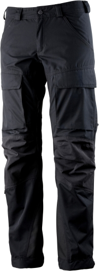 Lundhags Authentic Ws Pant Outdoorhose (black)