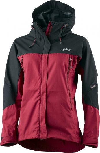 Lundhags Mylta Ws Jacket Outdoorjacke (ling-red)