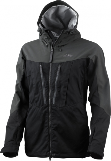 Lundhags Makke Pro Ws Jacket Outdoorjacke (black/charcoal)