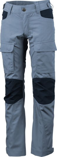 Lundhags Authentic II Jr Pant Outdoorhose (sky-blue/deep-blue)