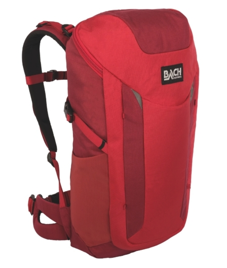 Bach Shield 25 Rucksack (red)