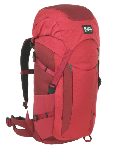 Bach Shield Plus 32 Rucksack (red)