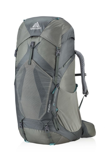 Gregory Maven 65 X-Small/Small Rucksack (helium-grey)