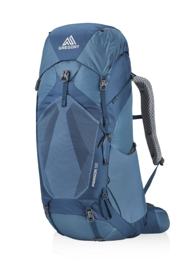 Gregory Paragon 58 Small/Medium Rucksack (graphite/blue)