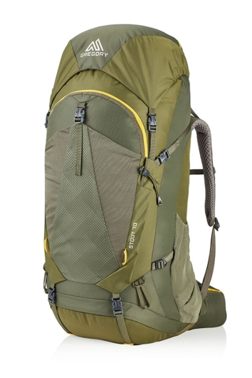 Gregory Stout 70 Rucksack (fennel-green)