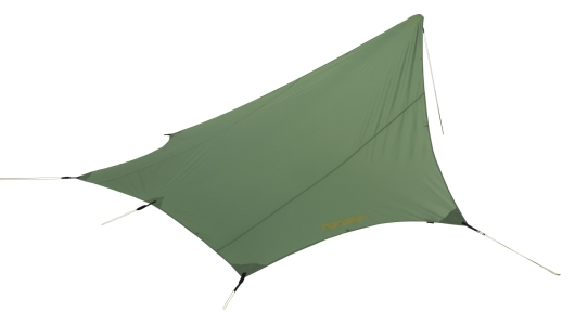 Nordisk Voss Diamond PU Tarp (dusty-green)