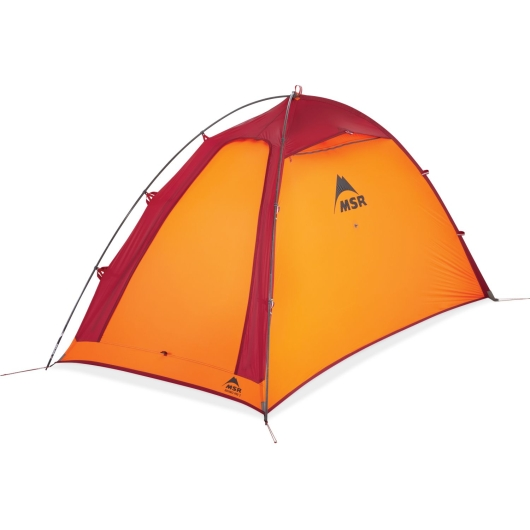 MSR Advance Pro 2-Personen Zelt (orange)