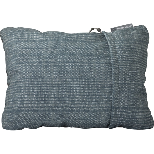 Thermarest Compressible Pillow S (bluewoven-dot-print)