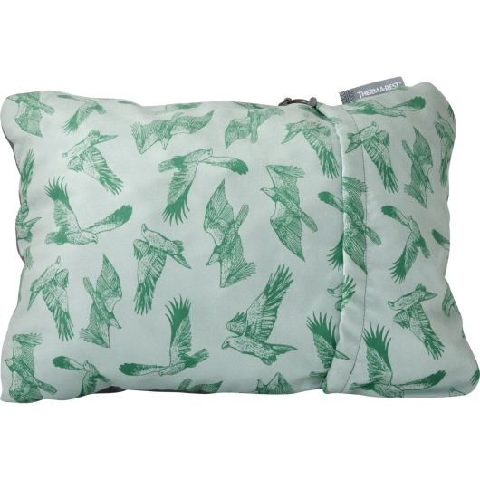 Thermarest Compressible Pillow L (eagles-print)