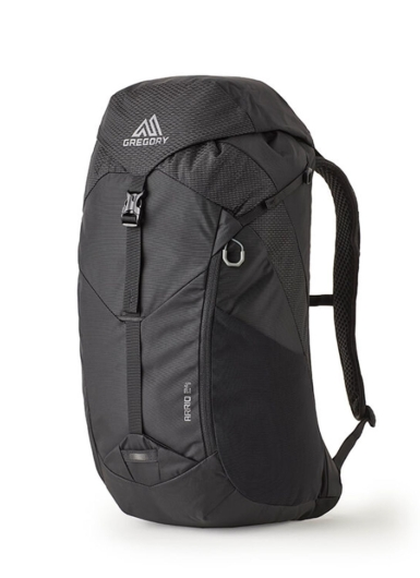 Gregory Arrio 24 Rucksack (flame-black)