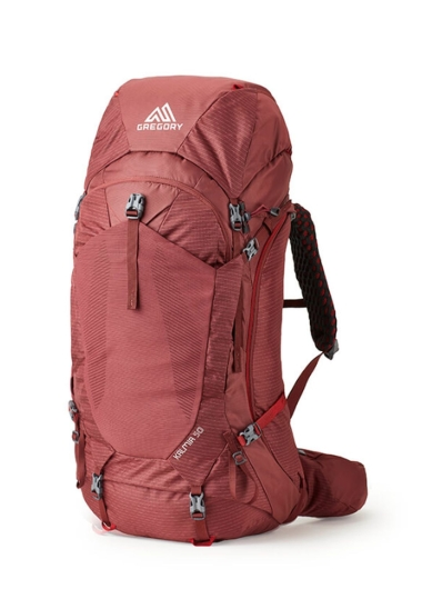 Gregory Kalmia 50 X-Small/Small Rucksack (bordeaux-red)