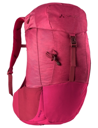 Vaude Womens Skomer 24 Rucksack (crimson-red)