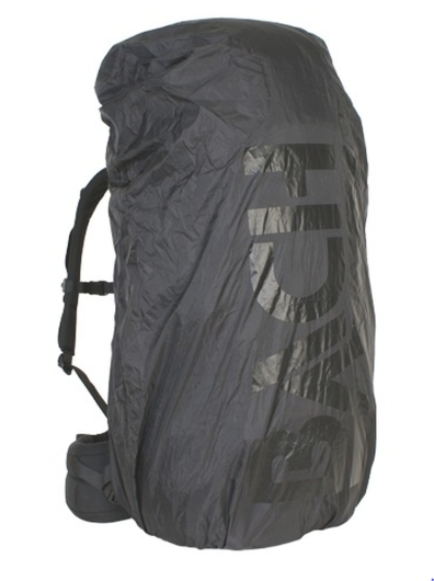 Bach Ripstop Raincover Regenhülle (black)