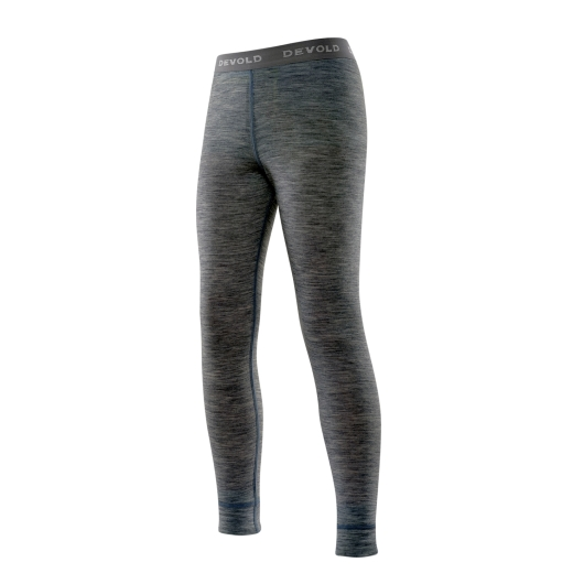 Devold Breeze Junior Long Johns (grey-melange)