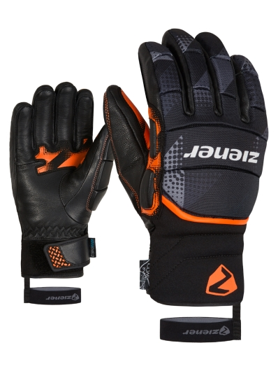 Ziener Gladir AS Handschuhe (black-print)