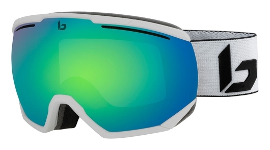 Bolle Northstar Skibrille (matte-white-corp)