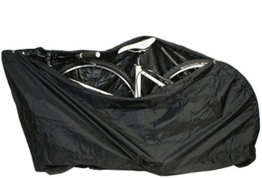 Bach Bike Protection Bag - 90 x 170 cm (black)