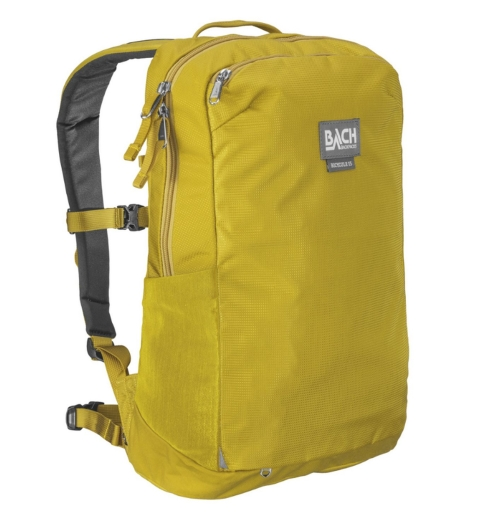 Bach Bicycule 15 Rucksack (yellow-curry)