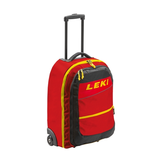 Leki Business Trolley - 2018/19 (rot)