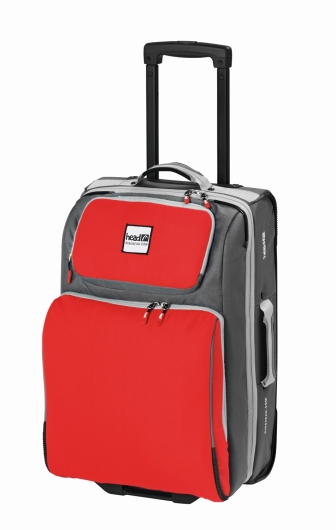 Head Learjet Trolley (anthracite/red)