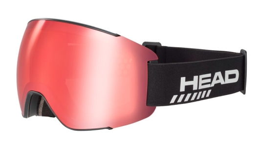Head Sentinel TVT Skibrille + Sparelens (red)