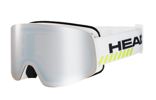 Head Infinity Race Skibrille + Sparelens (white)