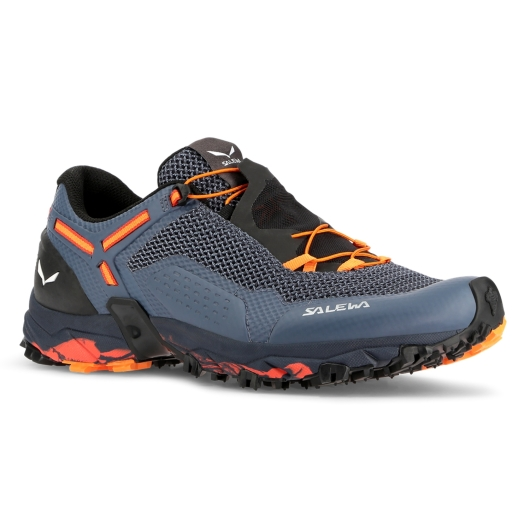 timeless design a9aec 4d4d1 Salewa Ms Ultra Train 2 Wanderschuhe (grisaille/dawn)