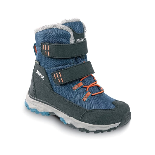 Meindl Altino Junior GTX Winterschuhe (petrol/orange)