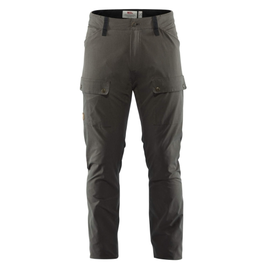 Fjällräven Keb Lite Trousers Outdoorhose (stone-grey/black)