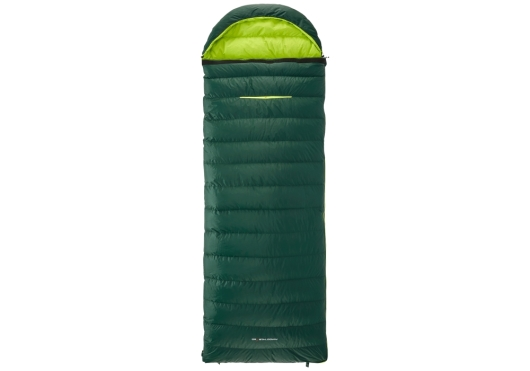 Nordisk Tension Brick 600 Medium Schlafsack – ZL (scarab/lime)