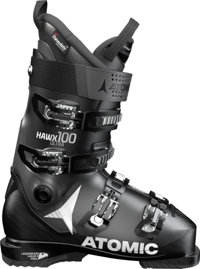 Atomic Hawx Ultra 100 Skischuhe (black/anthracite)
