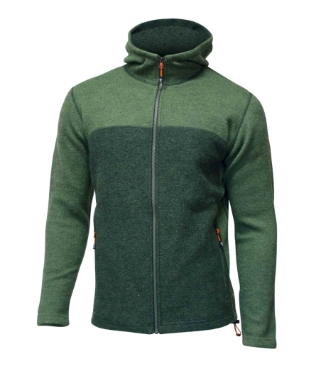 Ivanhoe Alvar Hood Outdoorjacke (rifle-green)