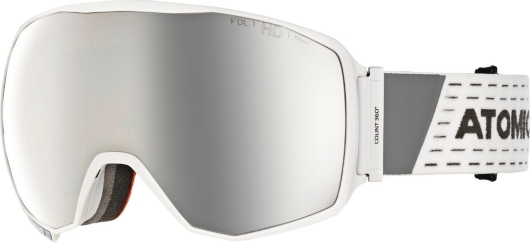 Atomic Count 360 HD Skibrille (white)