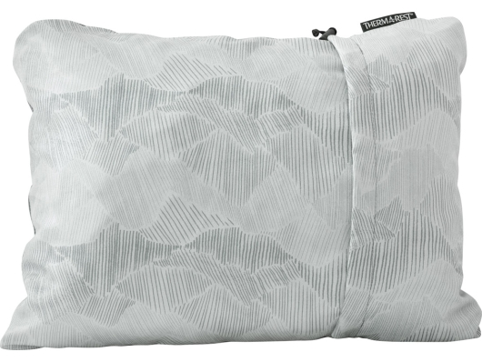 Thermarest Komprimierbares Kissen Large (gray)