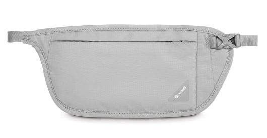 Pacsafe Coversafe V100 Hüfttasche (neutral-grey)