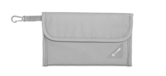 Pacsafe Coversafe V50 Reisepass-Schutzhülle (neutral-grey)