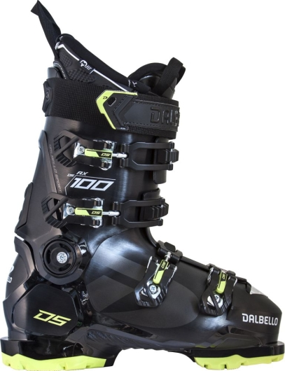 Dalbello DS AX 100 GW MS Skischuhe (black/acid-green)