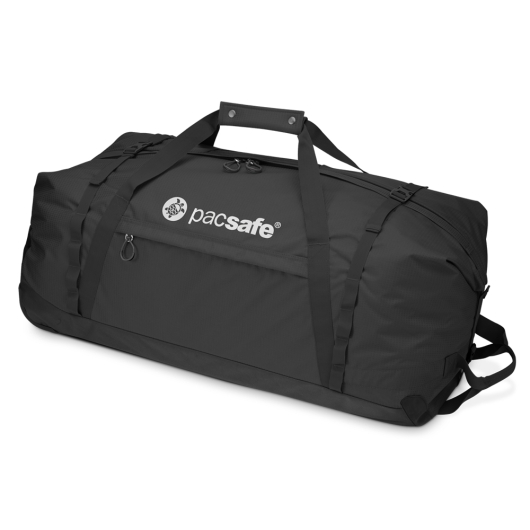 Pacsafe Duffelsafe AT120 Reisetasche (black)