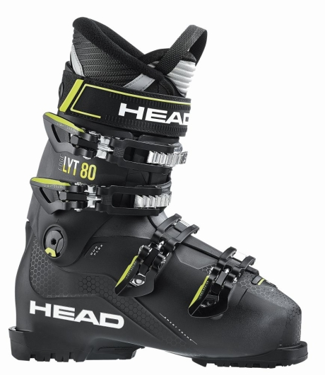Head Edge LYT 80 Skischuhe (black/yellow)