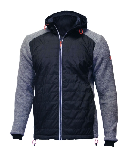 Ivanhoe Jack Windbreaker Outdoorjacke (grey-marl)