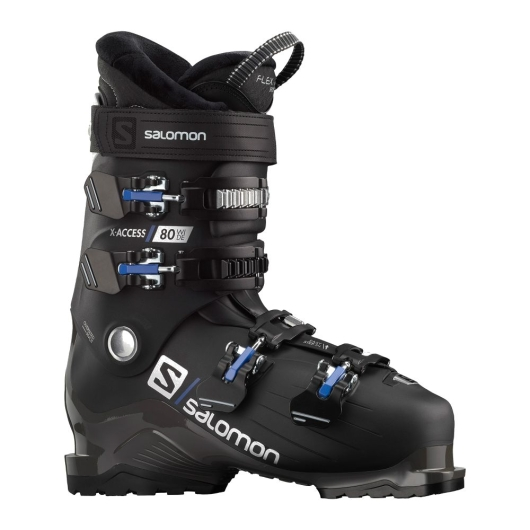 Salomon X Access 80 Wide Skischuhe (black/white)