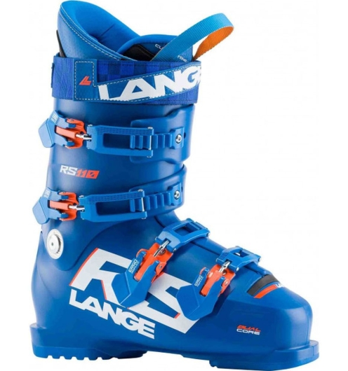 Lange RS 110 Skischuhe (power-blue)