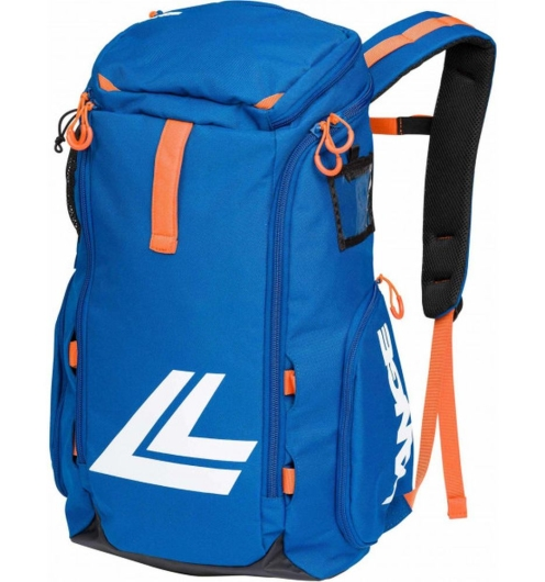 Lange Boot Backpack Skirucksack (blue)