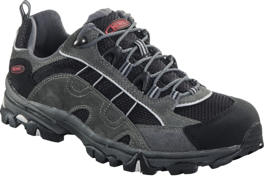 Meindl Magic Men 2.0 Wanderschuhe (anthrazit/rot)